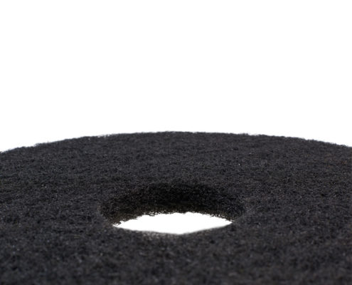 CleanXtra Crystal Pad Black