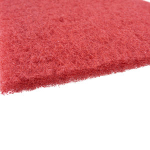 CleanXtra Crystal Pad Block Red